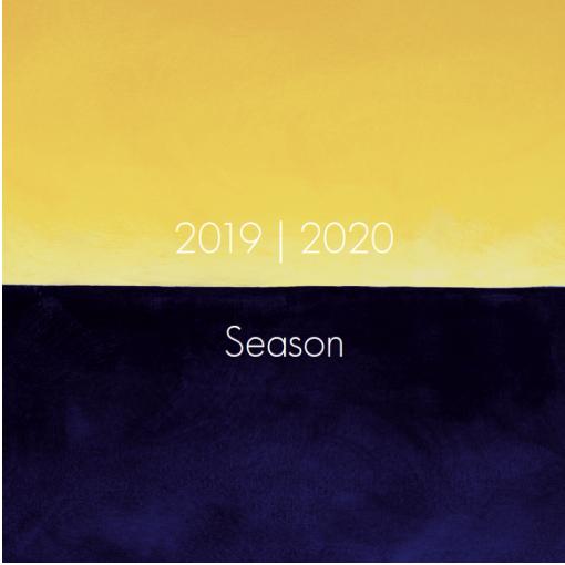 2019 | 2020 Season Brochure