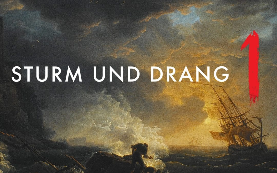 Premiere Communications Press Release: Sturm und Drang Volume 1