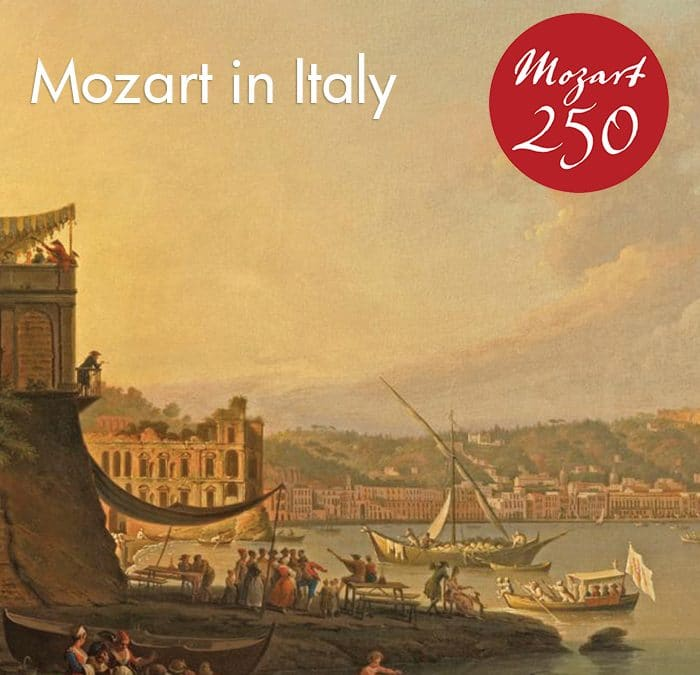 Premiere Communications Press Release: Mozart In Italy