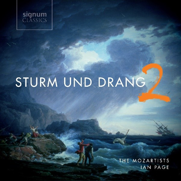Premier Communications Press Release: Sturm und Drang Volume 2